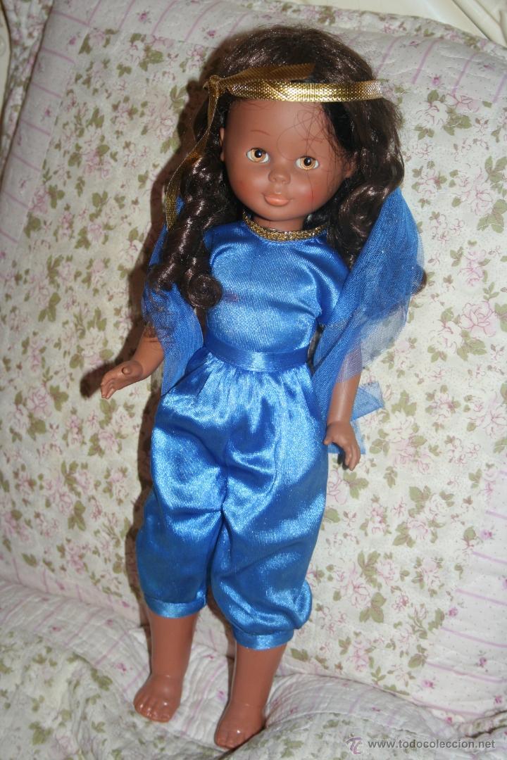 Muñecas Nancy y Lucas: muñeca nancy hindu vestida con ropa original - Foto 8 - 54914984