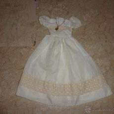 Muñecas Nancy y Lucas: FAMOSA - VESTIDO ORIGINAL COMUNION NANCY, 111-1. Lote 42358242
