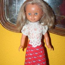 Muñecas Nancy y Lucas: MUÑECA NANCY DE LAS PRIMERAS CARITA DE PORCELANA. Lote 42578209