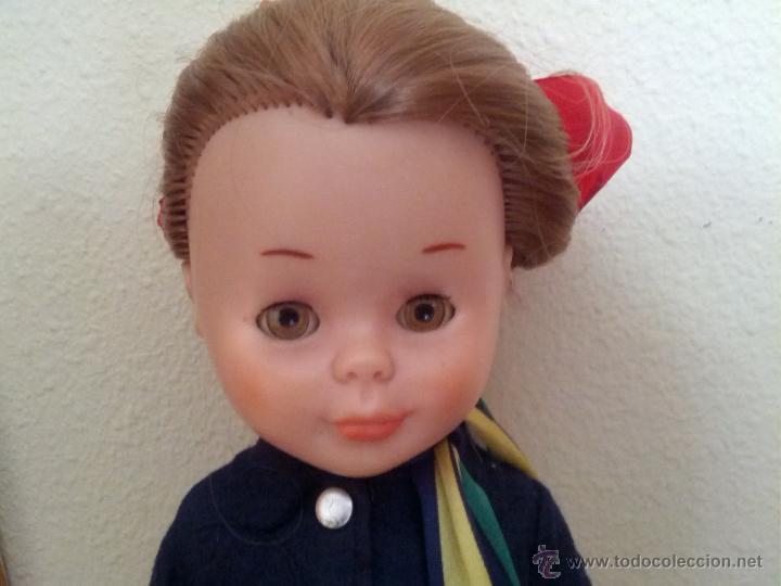 Muñecas Nancy y Lucas: Nancy azafata, muy bien cuidada, pelirroja, tobillo gordo solo famosa todo original - Foto 9 - 42964490