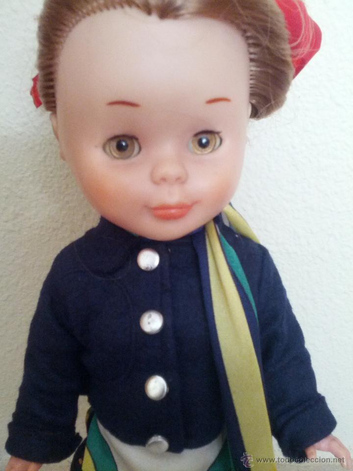Muñecas Nancy y Lucas: Nancy azafata, muy bien cuidada, pelirroja, tobillo gordo solo famosa todo original - Foto 10 - 42964490