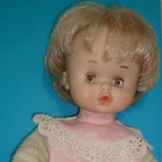 Muñecas Nancy y Lucas: VESTIDO + MUÑECA PALMAS PALMITAS DE FAMOSA AÑOS 60 - 70. Lote 34750276