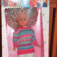 Muñecas Nancy y Lucas: NANCY EN CAJA MODELO COTTON NUEVA EN SU CAJA. Lote 43917661