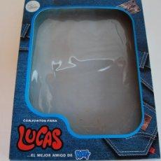 Muñecas Nancy y Lucas: CAJA VACIA CONJUNTO DEL LUCAS 4. Lote 43948940