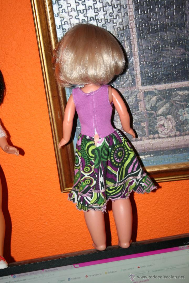 Muñecas Nancy y Lucas: antigua nancy patabollo o pierna gordita carita porcelana - Foto 8 - 45668569
