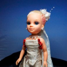 Muñecas Nancy y Lucas: VESTIDO DE NOVIA DE NANCY NEW. Lote 45916428