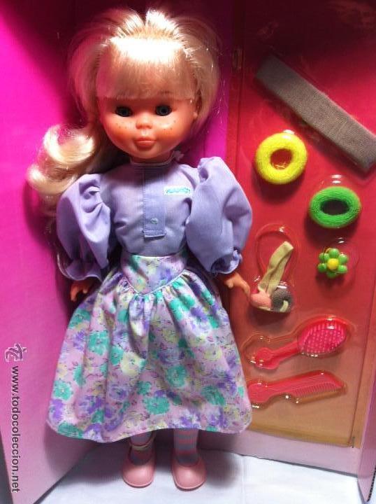 Fácil nancy peinados Fotos de las tendencias de color de pelo - Muñeca nancy peinados de famosa en caja - para - Vendido ...