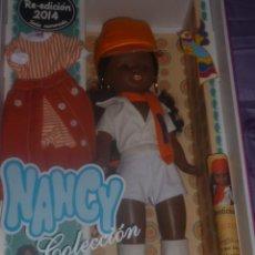 Muñecas Nancy y Lucas: NANCY COLECCION MINI SHORTS NEGRITA RE-EDICION 2014 NUEVA EN CAJA ,ENVIO 7 EUROS POR AGENCIA. Lote 125426318