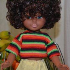 Muñecas Nancy y Lucas: BONITA MINIFALDA PARA MUÑECA , ANTIGUA. Lote 47211589