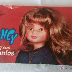Muñecas Nancy y Lucas: CATALOGO ORIGINAL DE NANCY. Lote 48384996