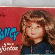 Muñecas Nancy y Lucas: CATALOGO ORIGINAL DE NANCY. Lote 48385025