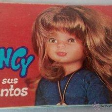 Muñecas Nancy y Lucas: CATALOGO ORIGINAL DE NANCY. Lote 48385056