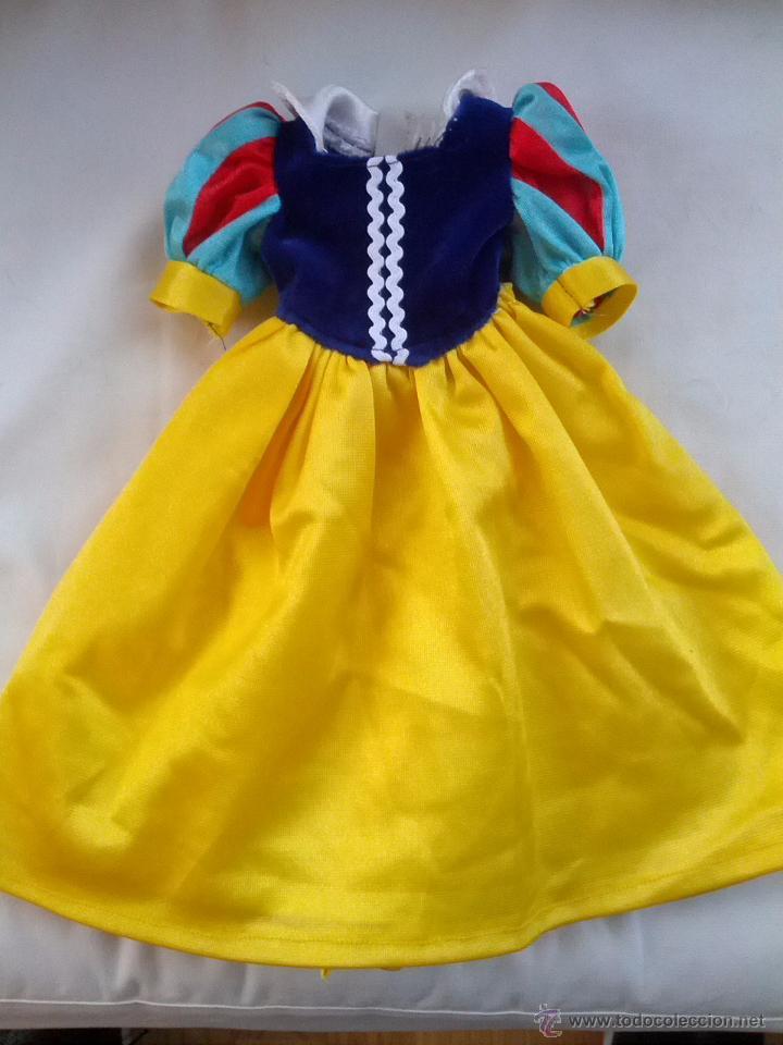 Nancy Vestido Blancanieves Original Muy Nuevo Sold Through