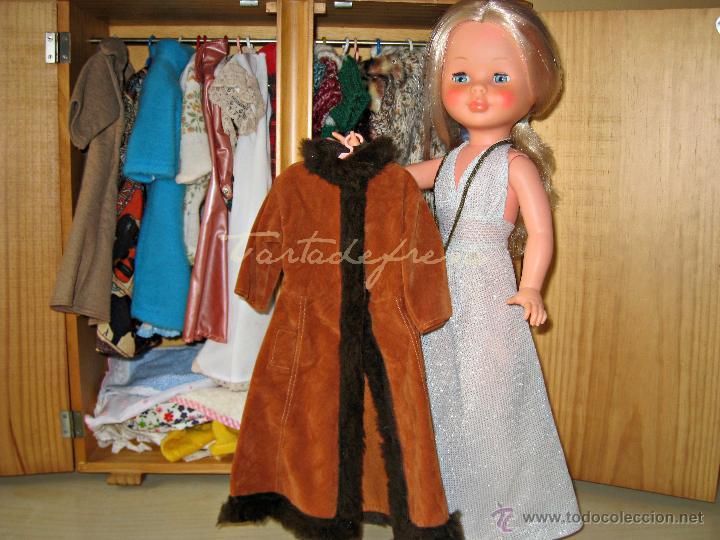 NANCY VESTIDOS ORIGINALES: MOVAK (Juguetes - Muñeca Española Moderna - Nancy y Lucas, Vestidos y Accesorios)