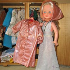 Muñecas Nancy y Lucas: NANCY VESTIDOS ORIGINALES: CHUBASCO. Lote 48600240