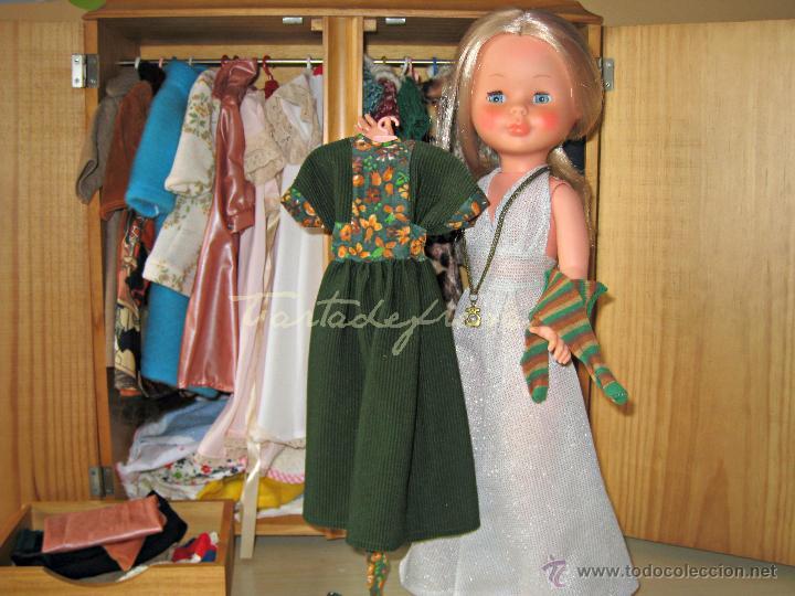 NANCY VESTIDOS ORIGINALES: PANA (Juguetes - Muñeca Española Moderna - Nancy y Lucas, Vestidos y Accesorios)