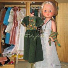 Muñecas Nancy y Lucas: NANCY VESTIDOS ORIGINALES: PANA. Lote 48600644