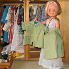 Muñecas Nancy y Lucas: NANCY VESTIDOS ORIGINALES: SAFARI VERDE. Lote 48600690