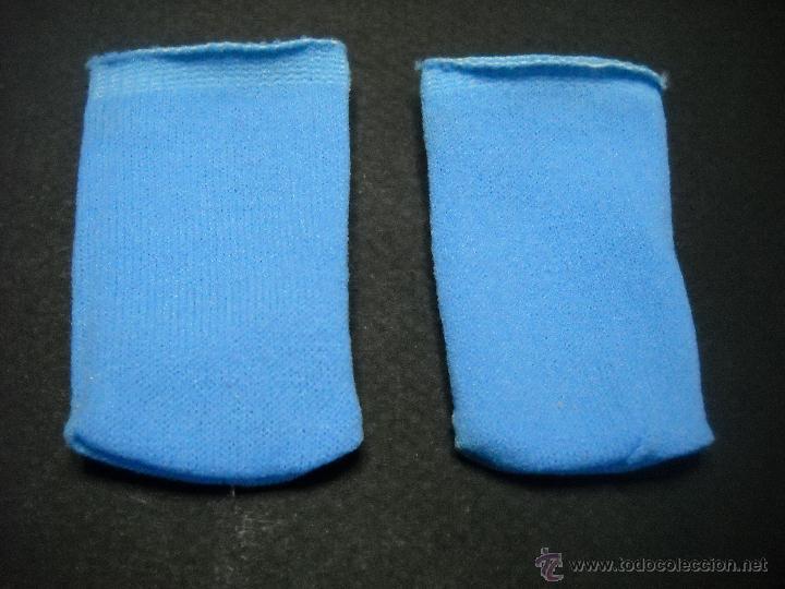 calcetines color azul celeste originales mueca Comprar Vestidos y