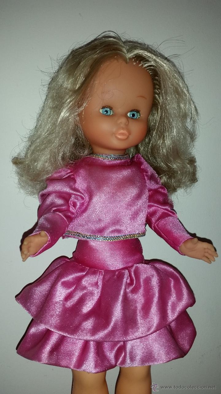 Muñecas Nancy y Lucas: Nancy daypa de famosa rubia pelo rizado con ropa original - Foto 4 - 49070910