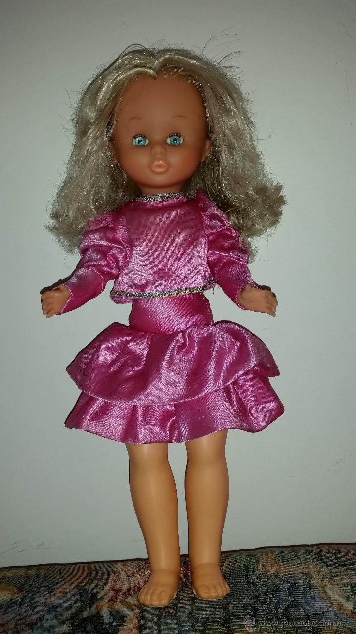 Muñecas Nancy y Lucas: Nancy daypa de famosa rubia pelo rizado con ropa original - Foto 6 - 49070910