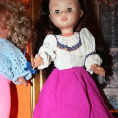 Muñecas Nancy y Lucas: VESTIDO ORIGINAL MUÑECA NANCY FANTASIA . Lote 49111174