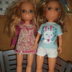 Muñecas Nancy y Lucas: NANCY DE FAMOSA.LOTE DE 2 MUÑECAS.. Lote 50518306