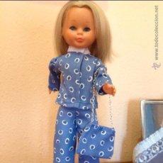 Muñecas Nancy y Lucas: TRAJE TEJANO PARA NANCY CON BOLSO A JUEGO. Lote 51075561