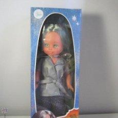 Muñecas Nancy y Lucas: MUÑECA NANCY SELENE NUEVA EN CAJA CON CATÁLOGO ORIGINAL. Lote 110186840