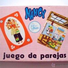 Muñecas Nancy y Lucas: NANCY JUEGO DE PAREJAS. BUEN ESTADO. ORIGINAL DE FAMOSA DE LOS 70. Lote 46084876