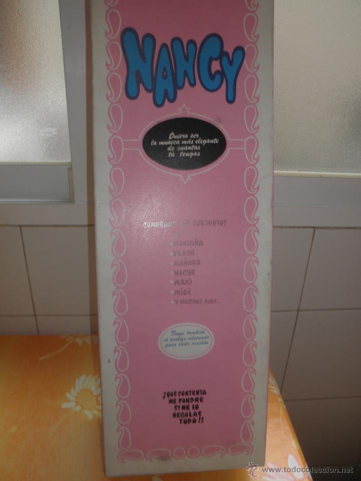 Muñecas Nancy y Lucas: NANCY GEISHA AÑOS 70 - Foto 3 - 52136282