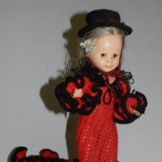 Muñecas Nancy y Lucas: NANCY - MUÑECA NANCY FLAMENCA , MUÑECA ANTIGUA DE FAMOSA, BRAZOS Y PIERNAS DURAS. Lote 52159075