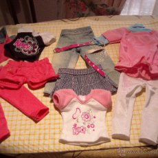 Muñecas Nancy y Lucas: LOTE DE ROPA NANCY NEW. Lote 52637260