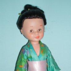 Muñecas Nancy y Lucas: NANCY GEISHA TODA DE ORIGEN Y EN MUY BUEN ESTADO. Lote 52823748