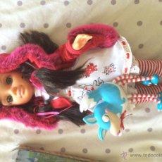 Muñecas Nancy y Lucas: NANCY NEW CAPERUCITA ROJA NUEVA. Lote 53197740