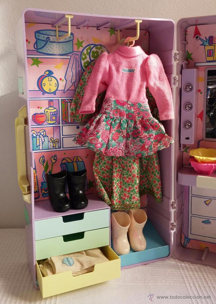Artesanato De Pernambuco Unidade Recife ~ maleta armario nancy Comprar Muñecas Nancy y Lucas en