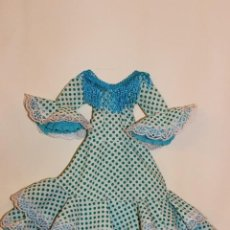 Muñecas Nancy y Lucas: NANCY VESTIDO DE FLAMENCA LARGO. Lote 54516445