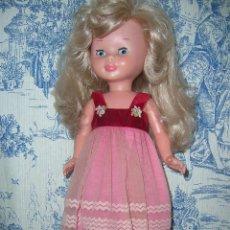 Muñecas Nancy y Lucas: NANCY RUBIA DE CAPAS PATABOLLO. Lote 54590808
