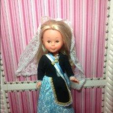 Muñecas Nancy y Lucas: CONJUNTO NANCY REGIONAL,ALICANTINA,GALICIA??? VALENCIANA!!!!. Lote 55263186
