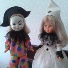 Muñecas Nancy y Lucas: LOTE DE DOS NANCYS (DE OFERTA) CON TRAJES ORIGINALES .. Lote 57045845