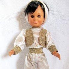 Muñecas Nancy y Lucas: LUCAS ALADIN DE LA SERIE CUENTOS. Lote 57625343