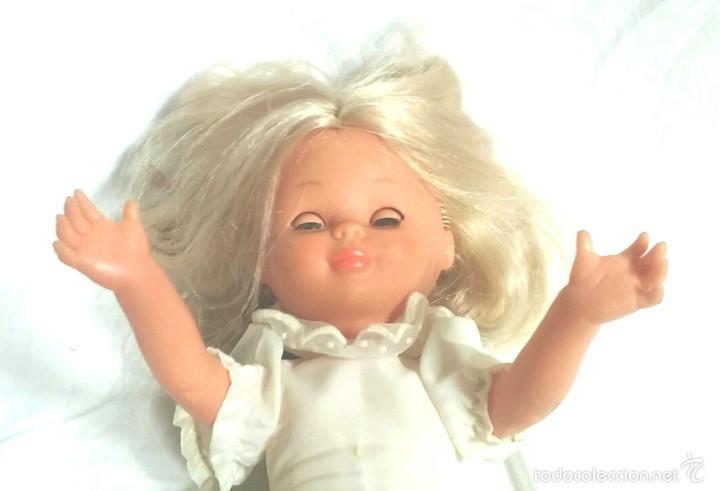 Muñecas Nancy y Lucas: Nancy de Famosa, vestido etiqueta nº 45, ojos azules - Foto 5 - 58422609