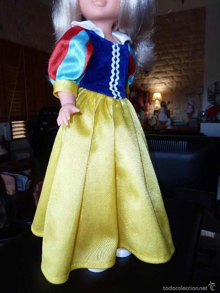 Nancy Vestido Blancanieves Vendido En Subasta 58423763