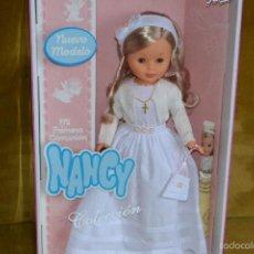 Muñecas Nancy y Lucas: MUÑECA NANCY DE FAMOSA COMUNIÓN 2014. Lote 58644242