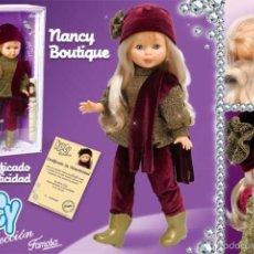 Muñecas Nancy y Lucas: NANCY BOUTIQUE CAJA NUEVA, DESCATALOGADA, CON CERTIFICADO AUTENTICIDAD. Lote 70105255