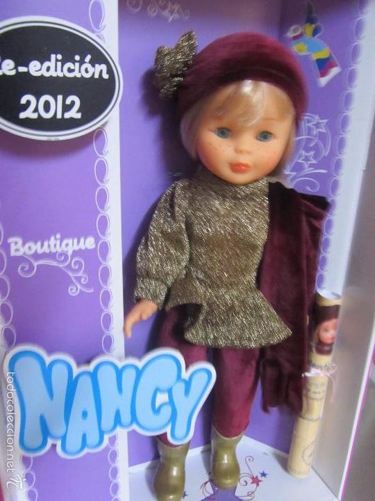 Muñecas Nancy y Lucas: NANCY BOUTIQUE CAJA NUEVA, DESCATALOGADA, CON CERTIFICADO AUTENTICIDAD - Foto 5 - 70105255