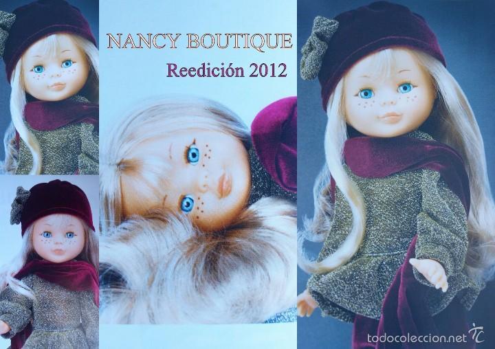 Muñecas Nancy y Lucas: NANCY BOUTIQUE CAJA NUEVA, DESCATALOGADA, CON CERTIFICADO AUTENTICIDAD - Foto 11 - 70105255