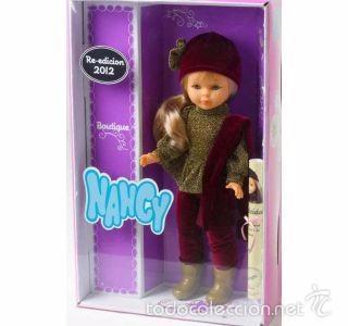 Muñecas Nancy y Lucas: NANCY BOUTIQUE CAJA NUEVA, DESCATALOGADA, CON CERTIFICADO AUTENTICIDAD - Foto 12 - 70105255