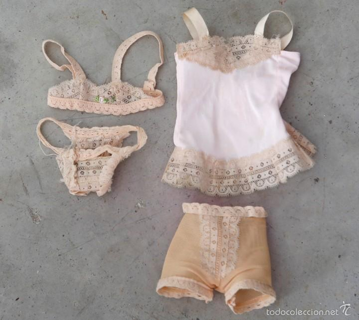 76dc4506d513 Conjunto ropa interior /lenceria nancy. - Sold at Auction - 60761967