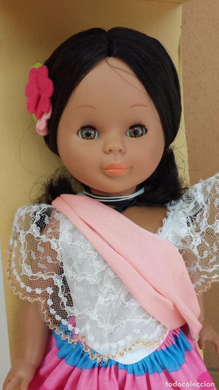 Muñecas Nancy y Lucas: NANCY MULATA MEJICANA NUEVA EN CAJA - Foto 2 - 64489531